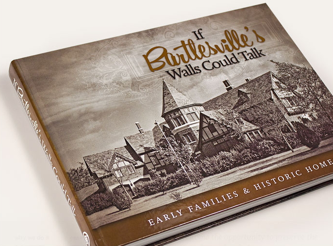 Book cover of If BartlesVilles Walls Could Talk