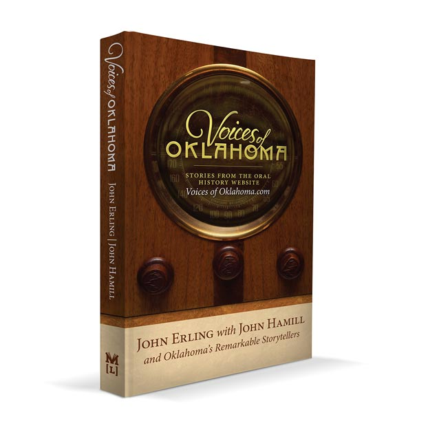 Case study of Mullerhaus Legacy's heritage management work for Voices of Oklahoma